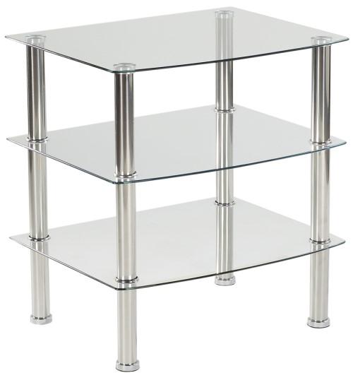 Fernseh Rack Glas : fernseh phono tv tisch hifi glas regal rack 55 cm i503 ~ Whattoseeinmadrid.com Haus und Dekorationen
